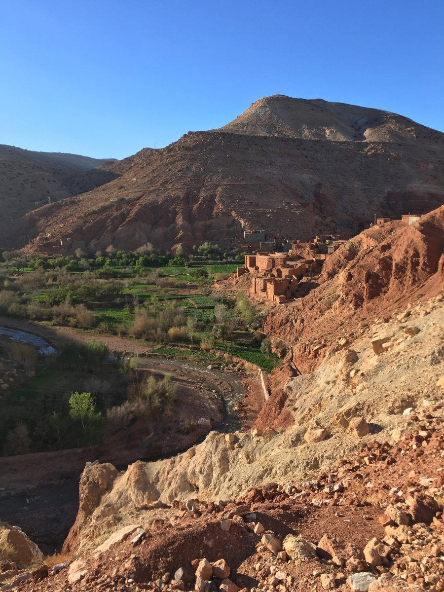 Gone Riding: In Morocco with Bridgestone